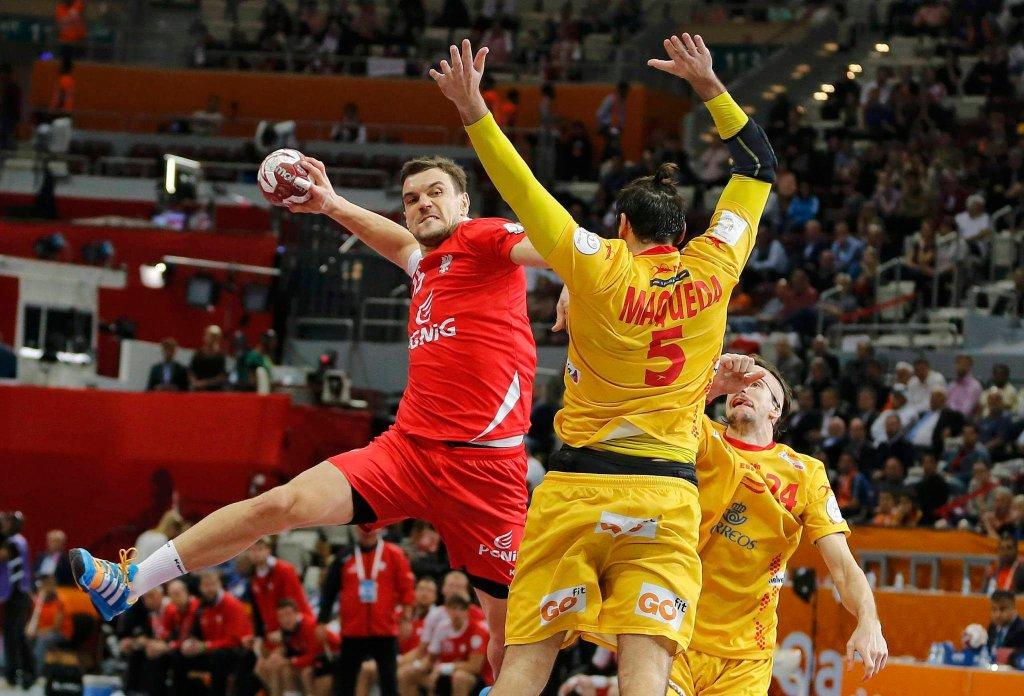 Mecz Polska - Hiszpania. Brązowy medal dla Polski