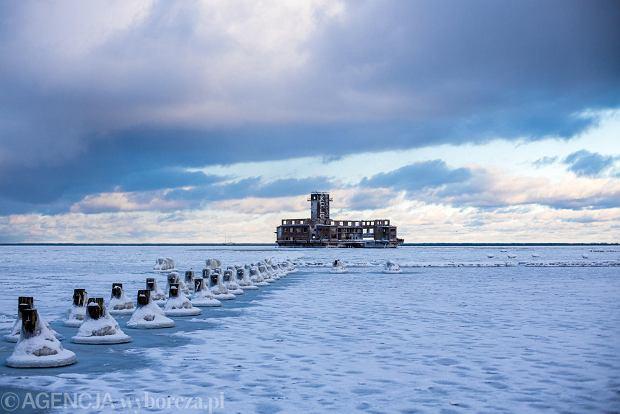 Zdjęcie numer 0 w galerii - Śnieg, lód i bajkowe widoki. Tak pięknej zimy nad Bałtykiem już dawno nie było [ZDJĘCIA]