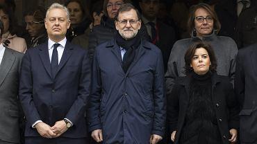 Mariano Rajoy i Soraya Saenz de Santamaria