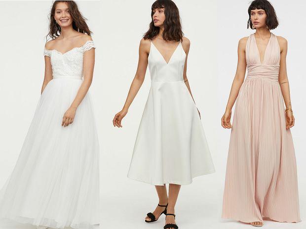 Suknie ślubne z nowej oferty H&M