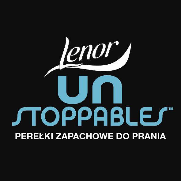 Lenor Unstoppables - świeżość ubrań