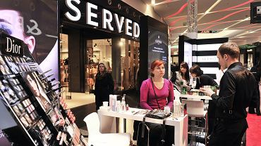 (Salon ekspertow Sephora w Millenium Hall
