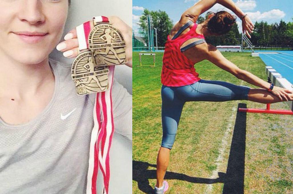 Jedna jest wzięta modelką, a druga odnosi równie imponujące sukcesy, tyle że na polu sportowym. Doczekała się nawet określenia