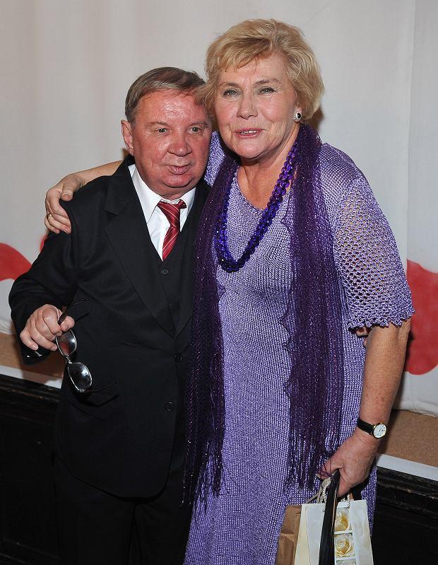 Roman Kłosowski, Teresa Lipowska