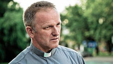 Ks. Wojciech Lemański został ukarany suspensą w sierpniu 2014 r. za podważanie nauki Kościoła w kwestiach bioetyki
