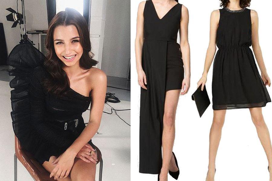 Czarna Sukienka Na Wesele Zakazany Kolor To Sie Zmienia A Te Kreacje Sprawdza Sie Tez Na Imprezie Czy Randce