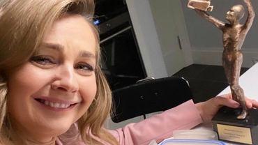Małgorzata Socha zaskoczyła wyznaniem na temat swojej stylizacji podczas Telekamer. 'To chyba nie jest zbrodnia?'
