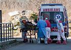 W szpitalu zmarł 73-latek zakażony koronawirusem. Ale lekarze uznali, że przyczyna śmierci była inna