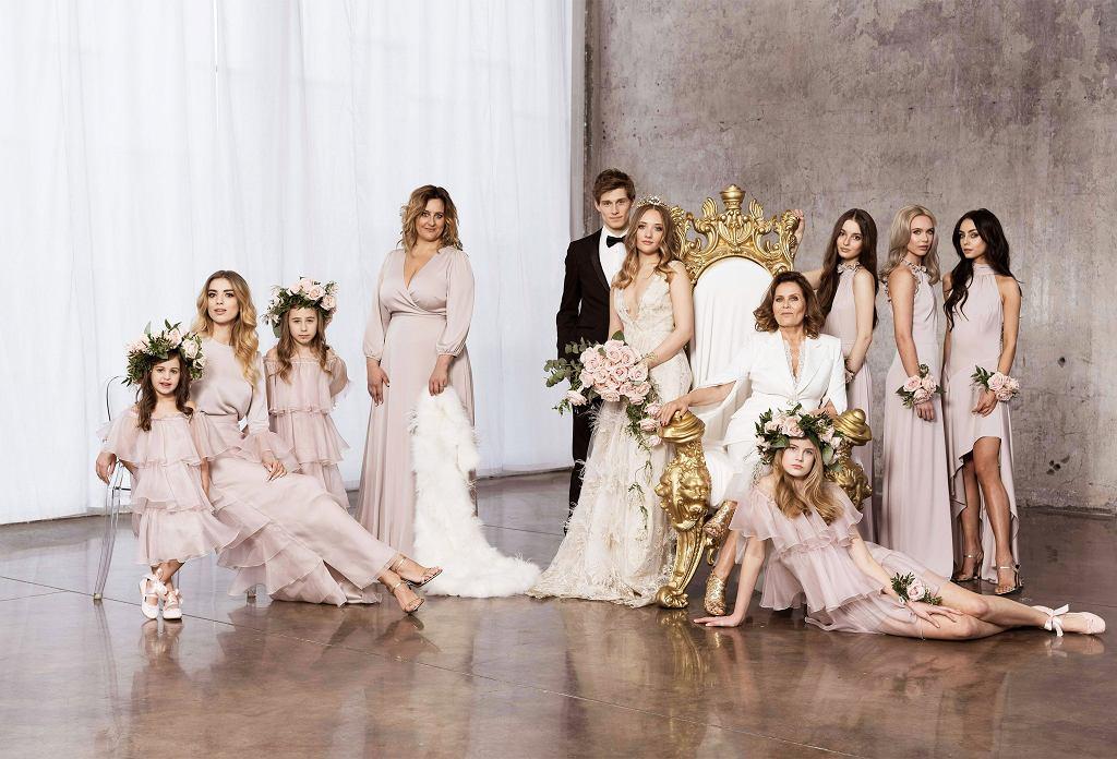 Kolekcja ślubna Doroty Goldpoint - wiosna/lato 2019
