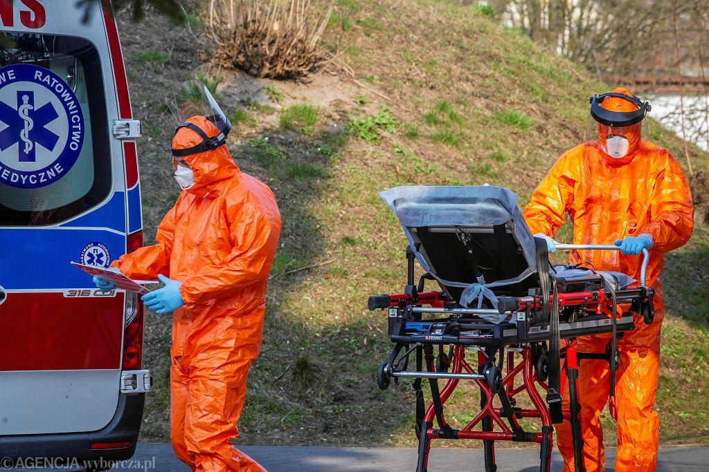 Koronawirus. Zmarły dwie kolejne osoby. Zwiększa się liczba ozdrowień w regionie radomskim