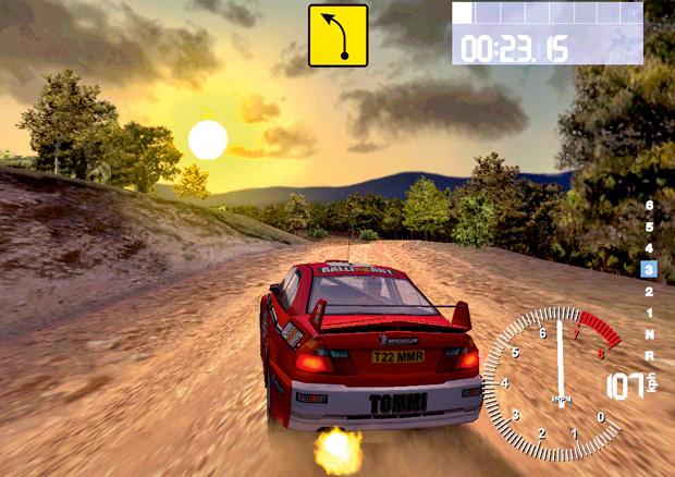 Top 10: gry sportowe wszechczasów, gry, top 10, Collin McRae Rally 2.0