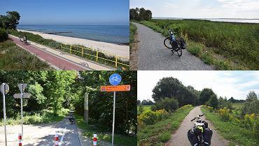 Szlaki rowerowe na Pomorzu Zachodnim
