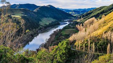 Whanganui na Nowej Zelandii - rzeka która zyskała osobowość prawną
