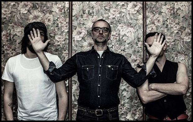 Grzegorz Nawrocki, fot. Dar Giers, mat. promocyjne Thin Man Records