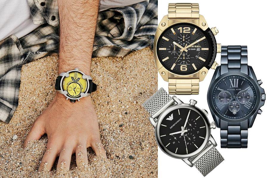 Zegarki męskie powyżej 450 zł