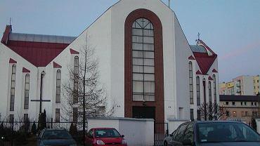 Kościół Bogurodzicy Maryi w Warszawie
