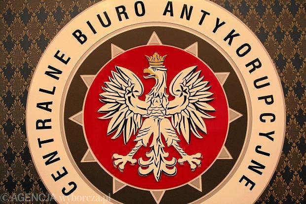 Logo Centralnego Biura Antykorupcyjnego