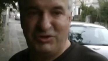 Pan Andrzej, pasażer autobusu