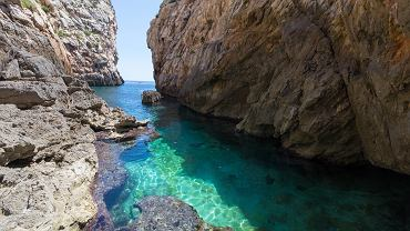 Blue Grotto na Malcie