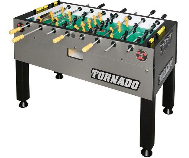 Nietypowy sport: piłkarzyki, sport, Stół do piłkarzyków Tornado Tournament 3000 Cena: 5700 zł