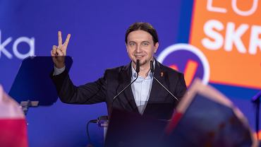 Europarlamentarzysta Łukasz Kohut