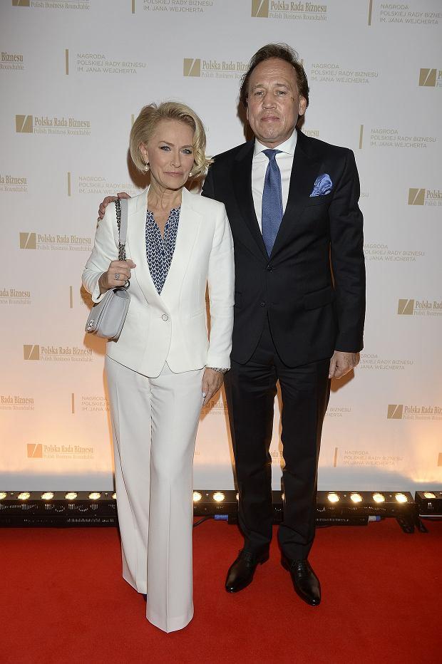 Dorota Szoszyńska i Wojciech Soszyński