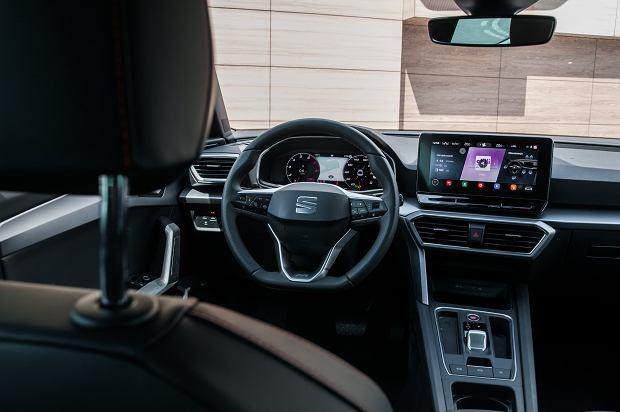 Seat Leon 1.5 eTSI 150 KM DSG