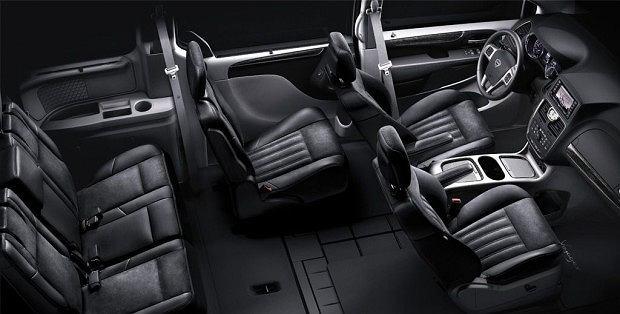 Lancia Voyager (fot. Fiat)