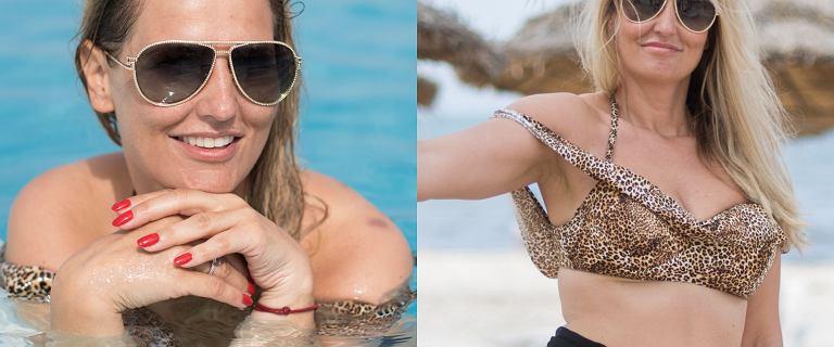 Dominika Tajner na gorących zdjęciach z wakacji w Tunezji. Widać, że rozstanie jej służy