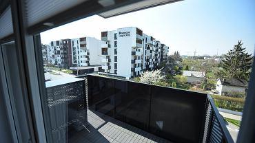 Nowe budynki mieszkalne wybudowane przez Vantage Development przy ul. Małopanewskiej