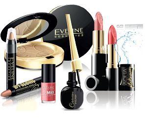 Jesienny makijaż Eveline Cosmetics
