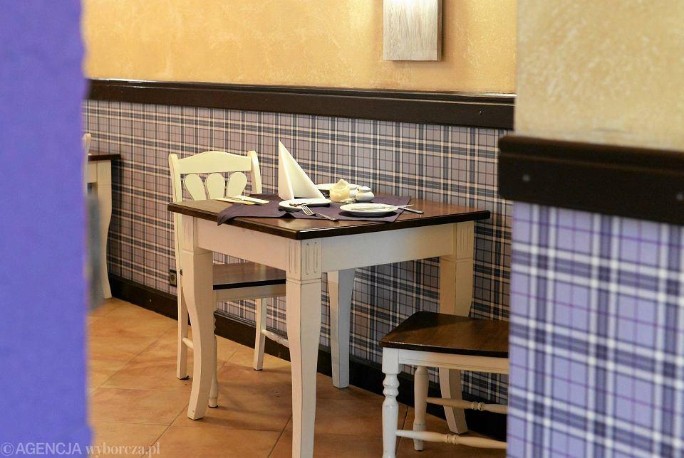 Nowa Restauracja Autorski Projekt Szefa Kuchni Zdjęcia