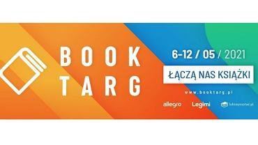 Literackie wydarzenie maja- Wirtualne Targi Książki BookTarg