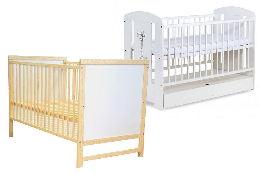 Łóżeczka dla niemowląt do 300 zł