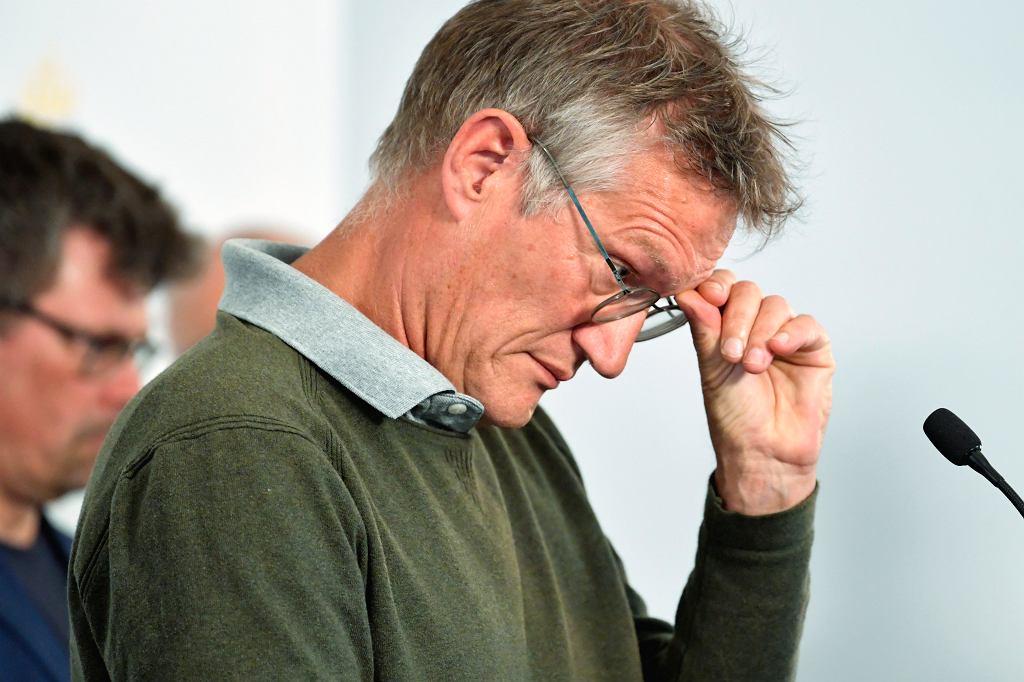 Koronawirus w Szwecji. Główny epidemiolog kraju - Anders Tegnell.