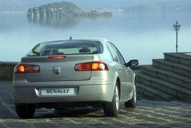 Renault Laguna II 2005 r.