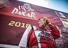 Rafał Sonik złamał nogę. To dla niego koniec Rajdu Dakar