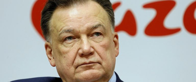 Wiceszef PSL nie przeprosi za zdjęcie Kaczyńskiego z hitlerowskim wąsem