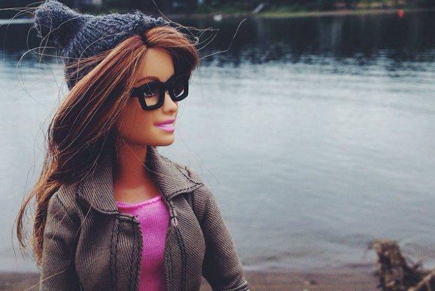 Barbie-hipsterka, czyli świetna parodia Instagramu na Instagramie