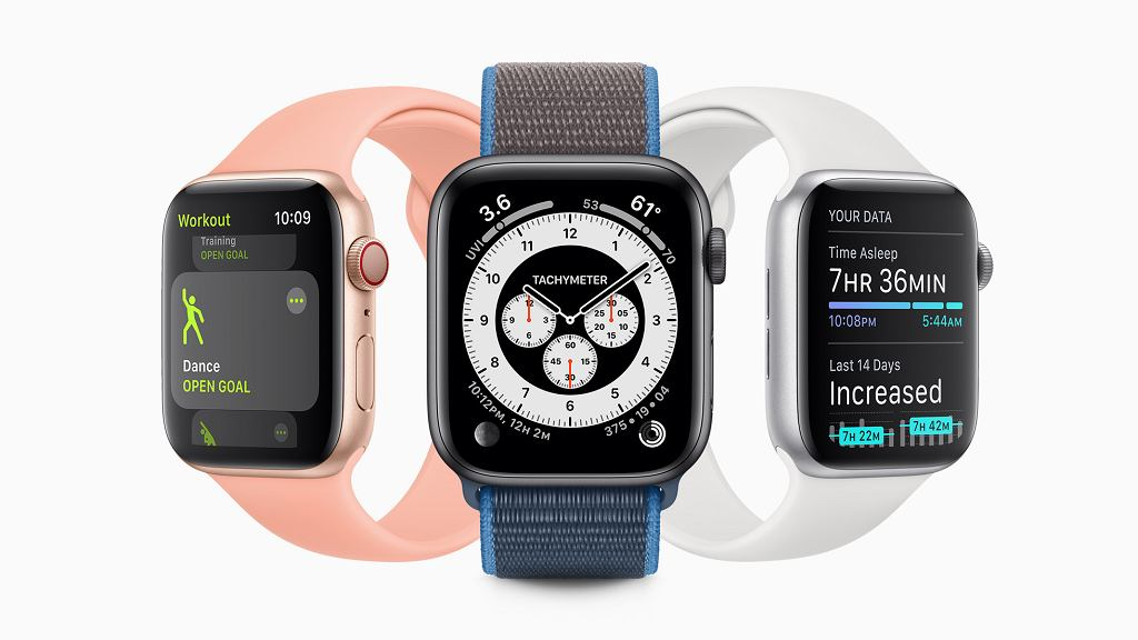 Apple prezentuje nowy watchOS 7