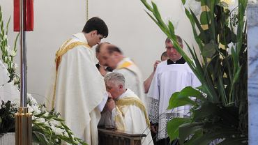 Tymoteusz Szydło odprawił pierwszą mszę