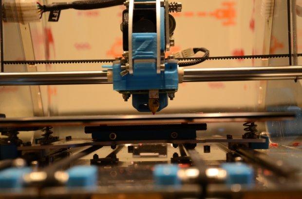 Głowica drukarki 3D