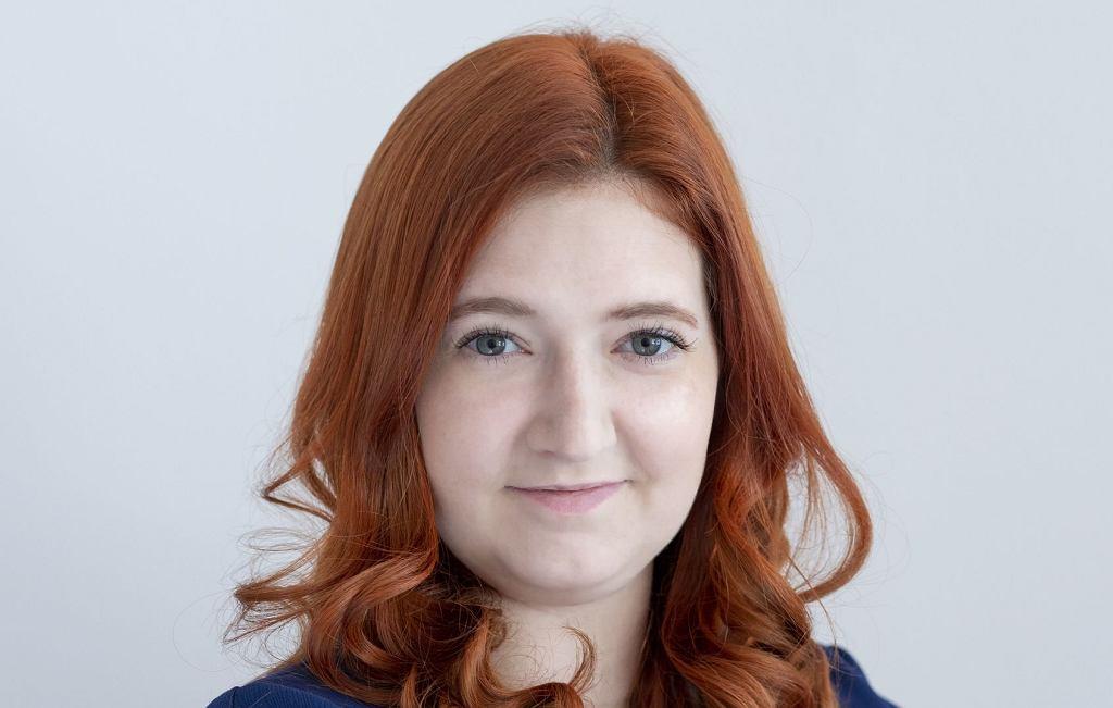 Wiceminister inwestycji i rozwoju Anna Gembicka