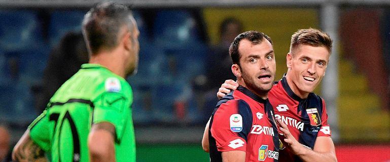 Serie A. Krzysztof Piątek przejdzie do Napoli? Prezesi zawarli porozumienie