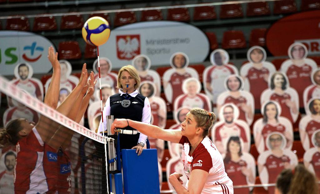 Polska - Czechy w siatkówce kobiet