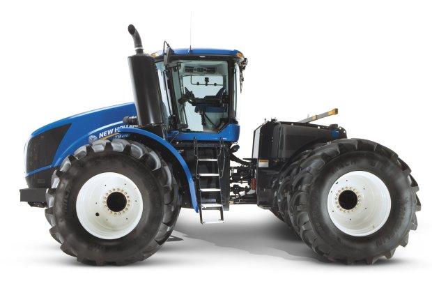 Zdjęcie numer 0 w galerii - Klimatyzacja, GPS, joysticki - oto czym jeżdżą teraz rolnicy [ZDJĘCIA]