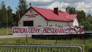 Gmina Masłów otrzyma wóz strażacki za wysoką frekwencję w czasie wyborów
