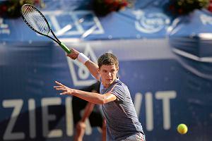 Kamil Majchrzak walczy o wielki sukces! Gdzie oglądać jego mecz w II rundzie Roland Garros? [TRANSMISJA]