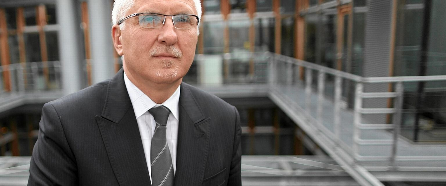 Wadim Tyszkiewicz (fot. Agata Grzybowska/AG)