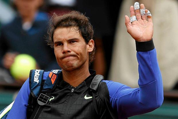 Tenis. Rafael Nadal zrezygnował z występu w Queens